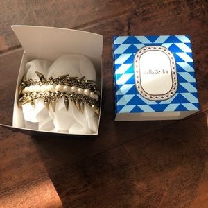 Stella and Dot Jacqinthe bracelet